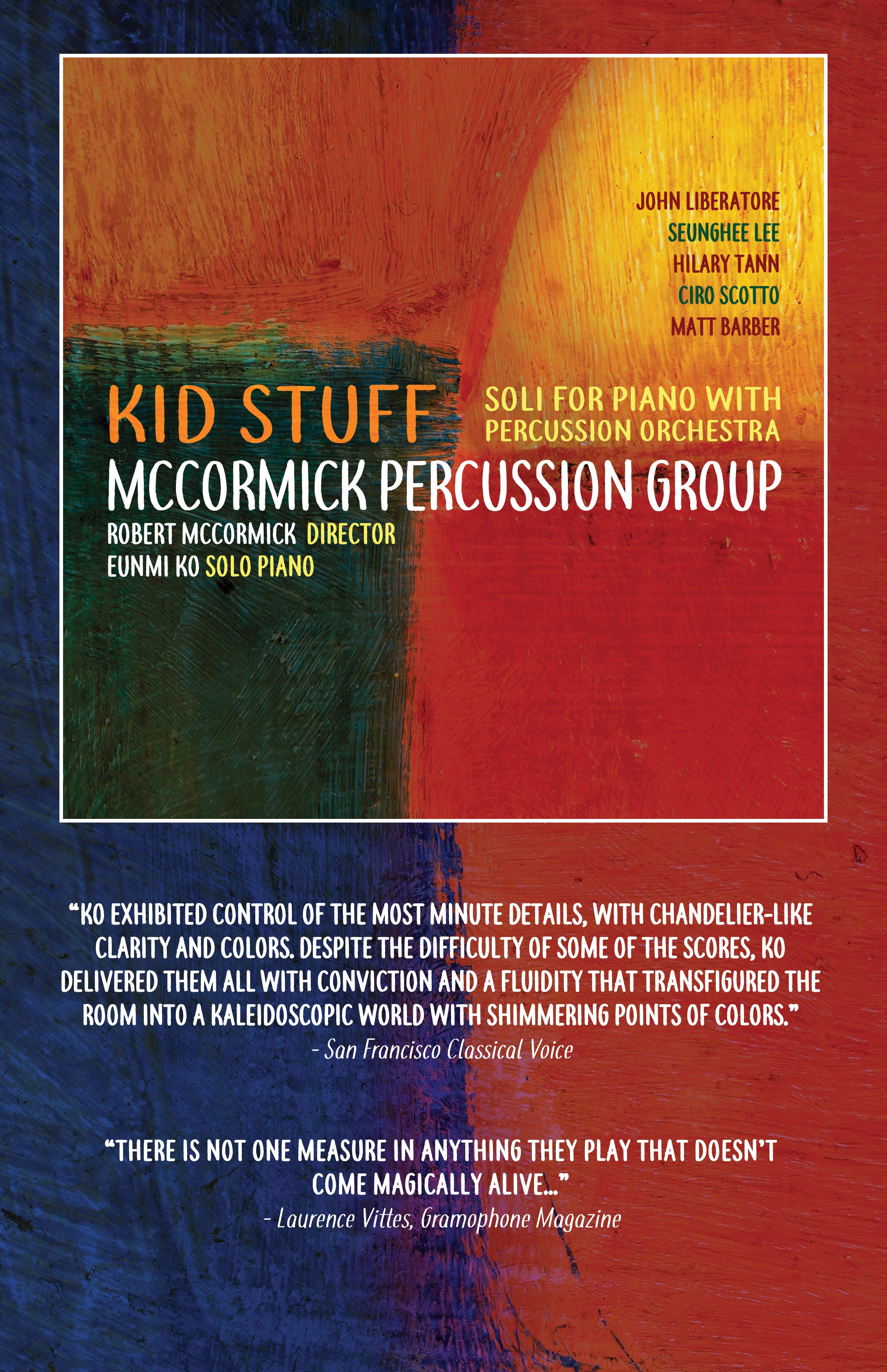 Kid Stuff - Poster